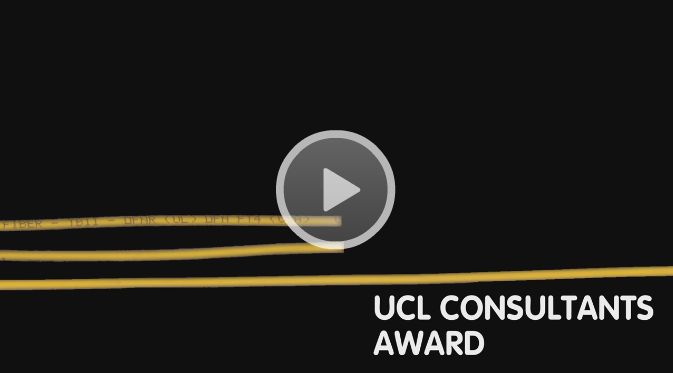 UCL Consultants Awards 2013