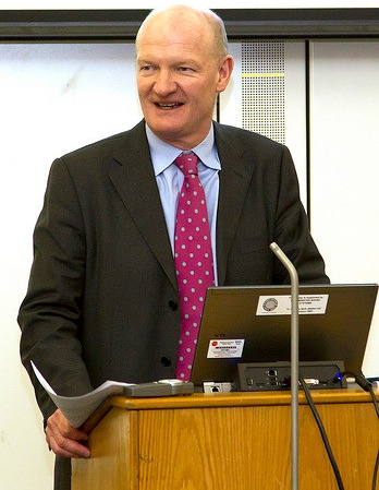 David Willetts - Photo: bis.gov.uk